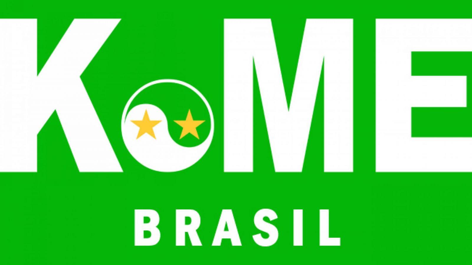 Entra no ar o KoME Brasil! © KoME
