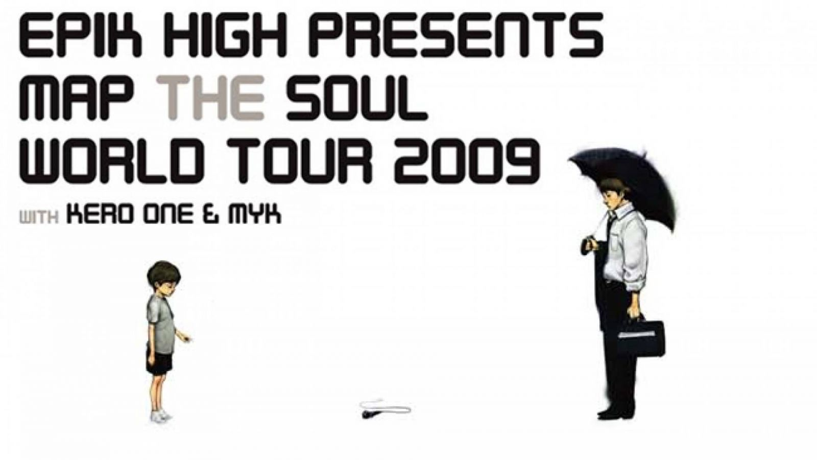 Live Report do show do Epik High em Kobe, Japão © Map The Soul