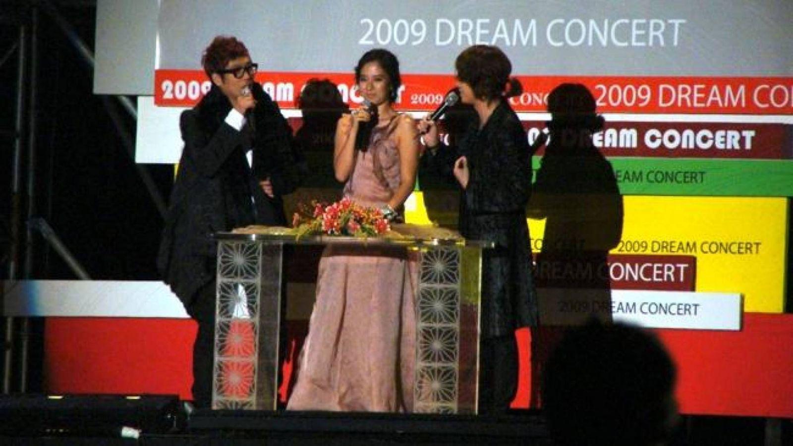 """Le """"Dream Concert 2011"""" pour fin mai © KoME"""