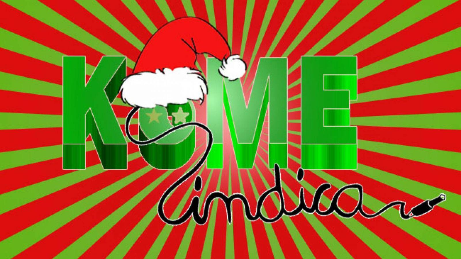 KoME Indica - Especial de Natal © KoME