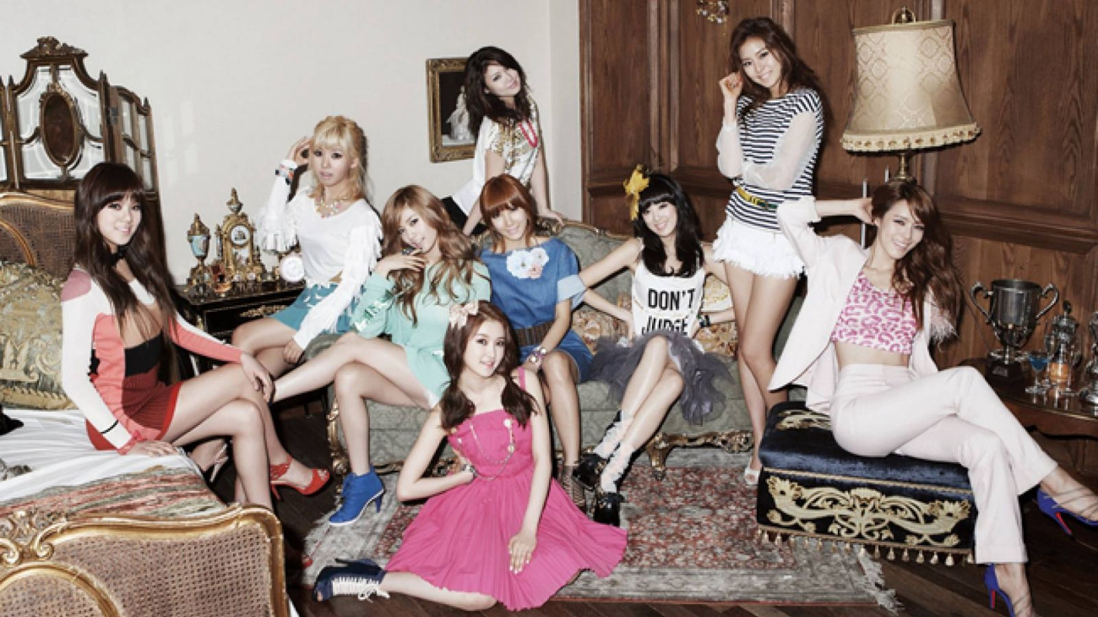 After School revient avec un album de Noël © After School