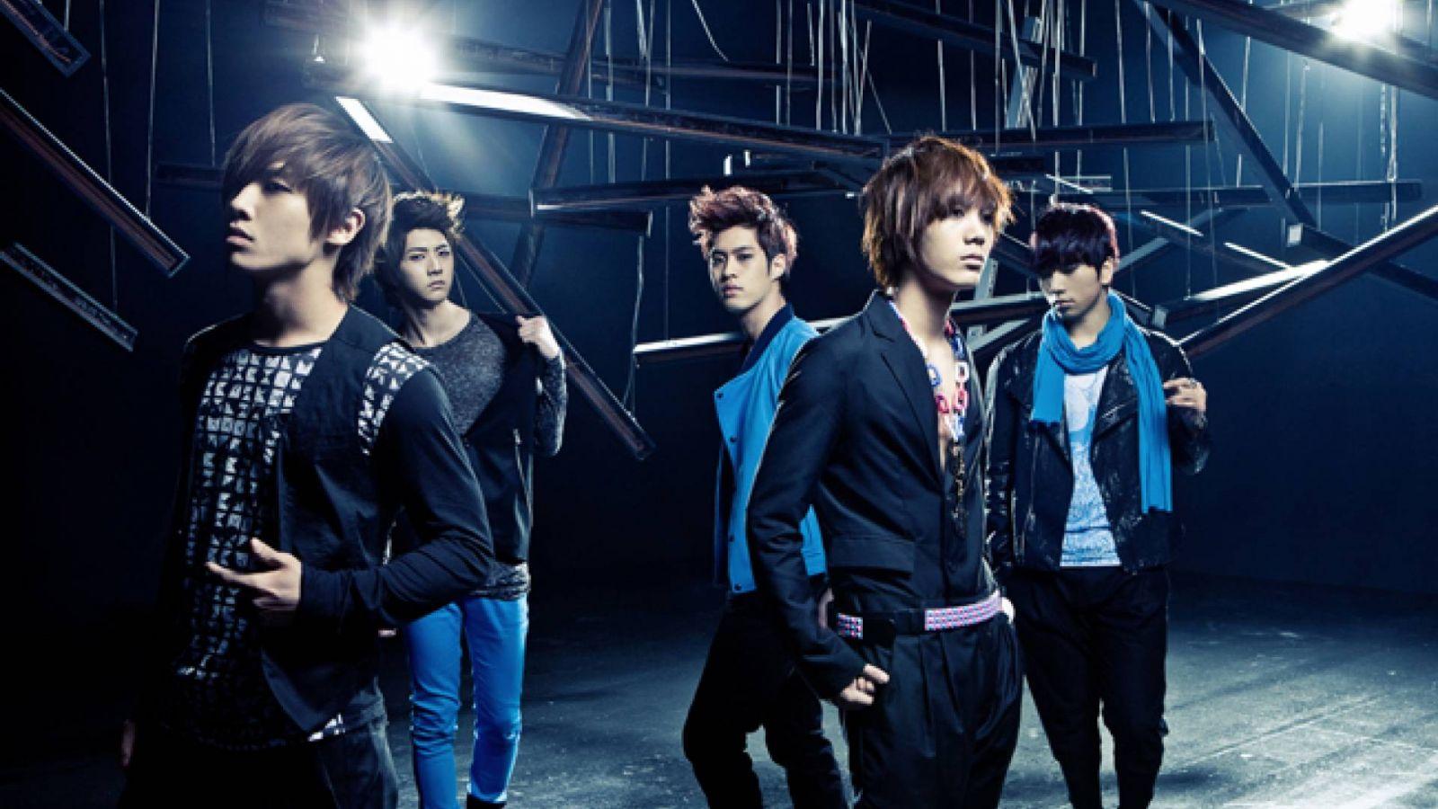 Novo lançamento do MBLAQ © MBLAQ