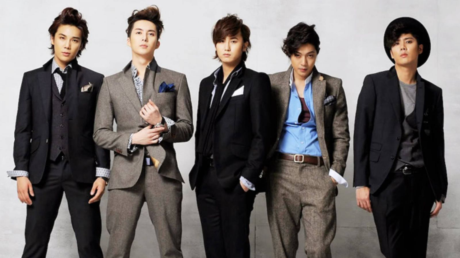 SS501:n jäsenen sooloura © DSP Entertainment