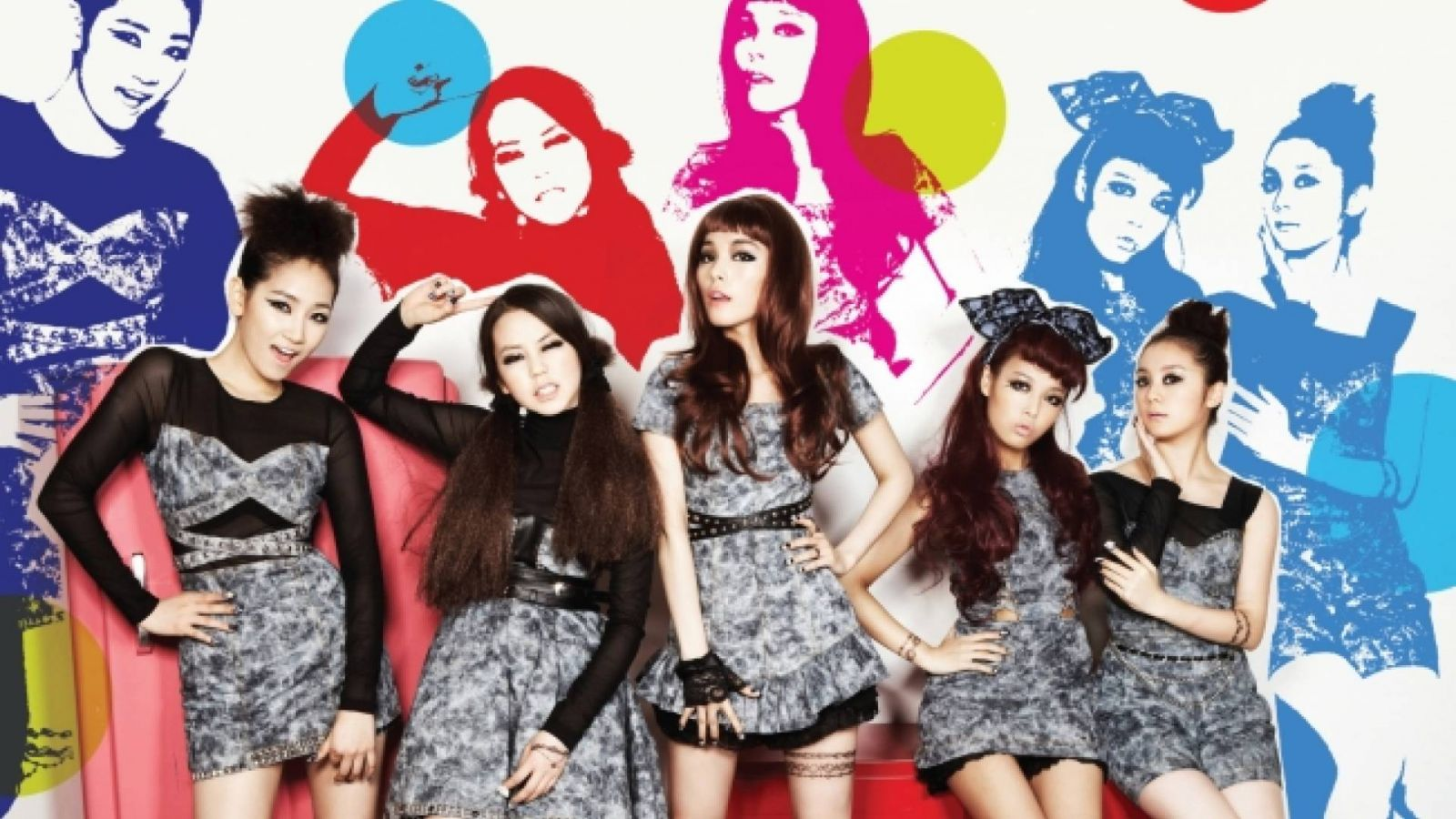 Wonder Girls Japaniin © JYP Entertainment