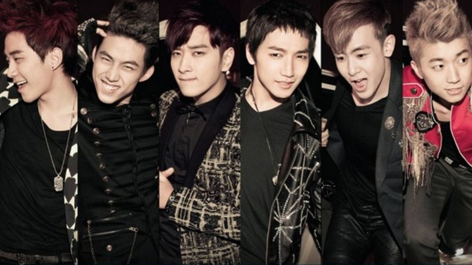 2PM:n uusi albumi © JYP Entertainment