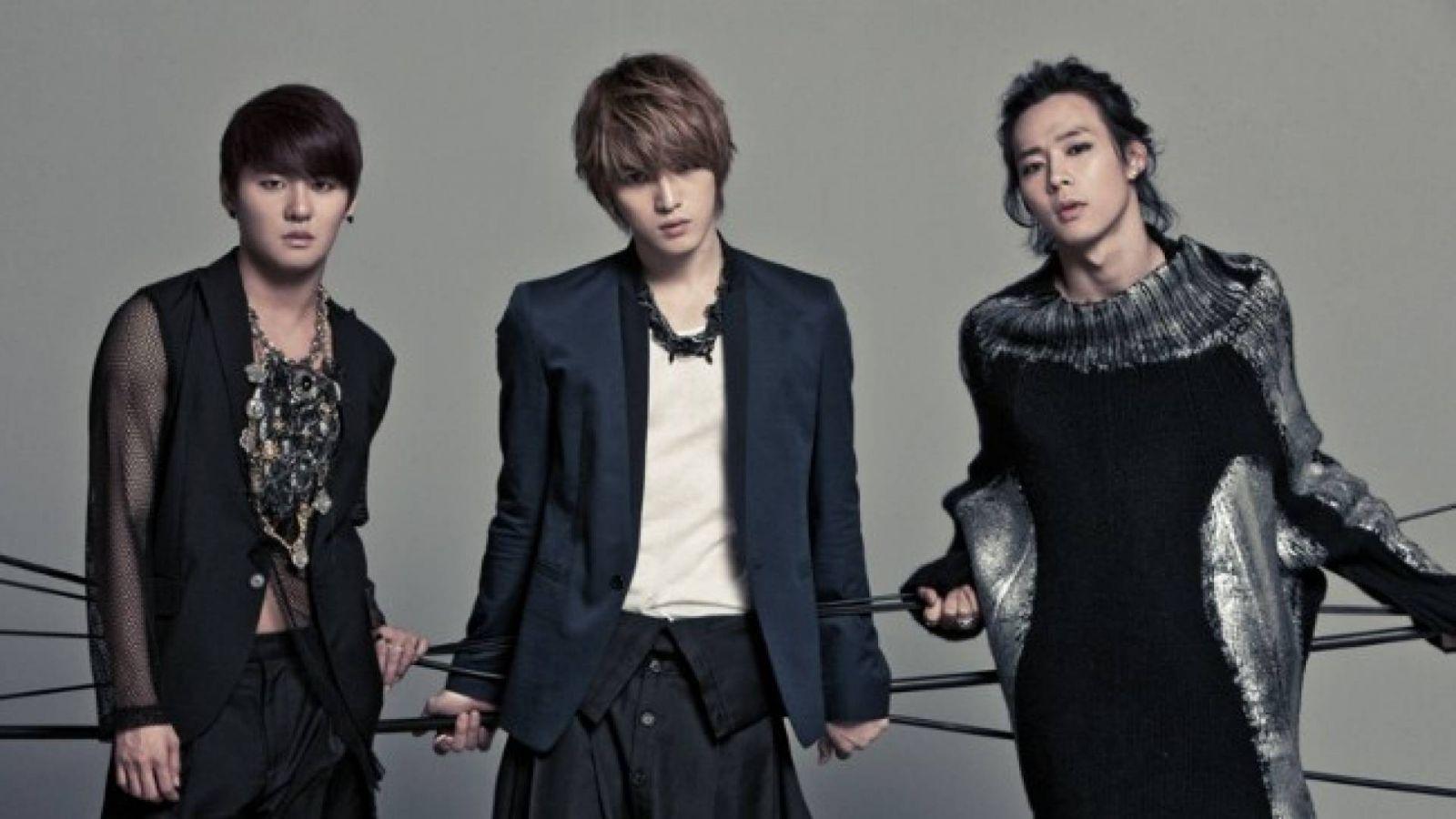 JYJ va se produire au Tokyo Dome © Tinsel-Pr
