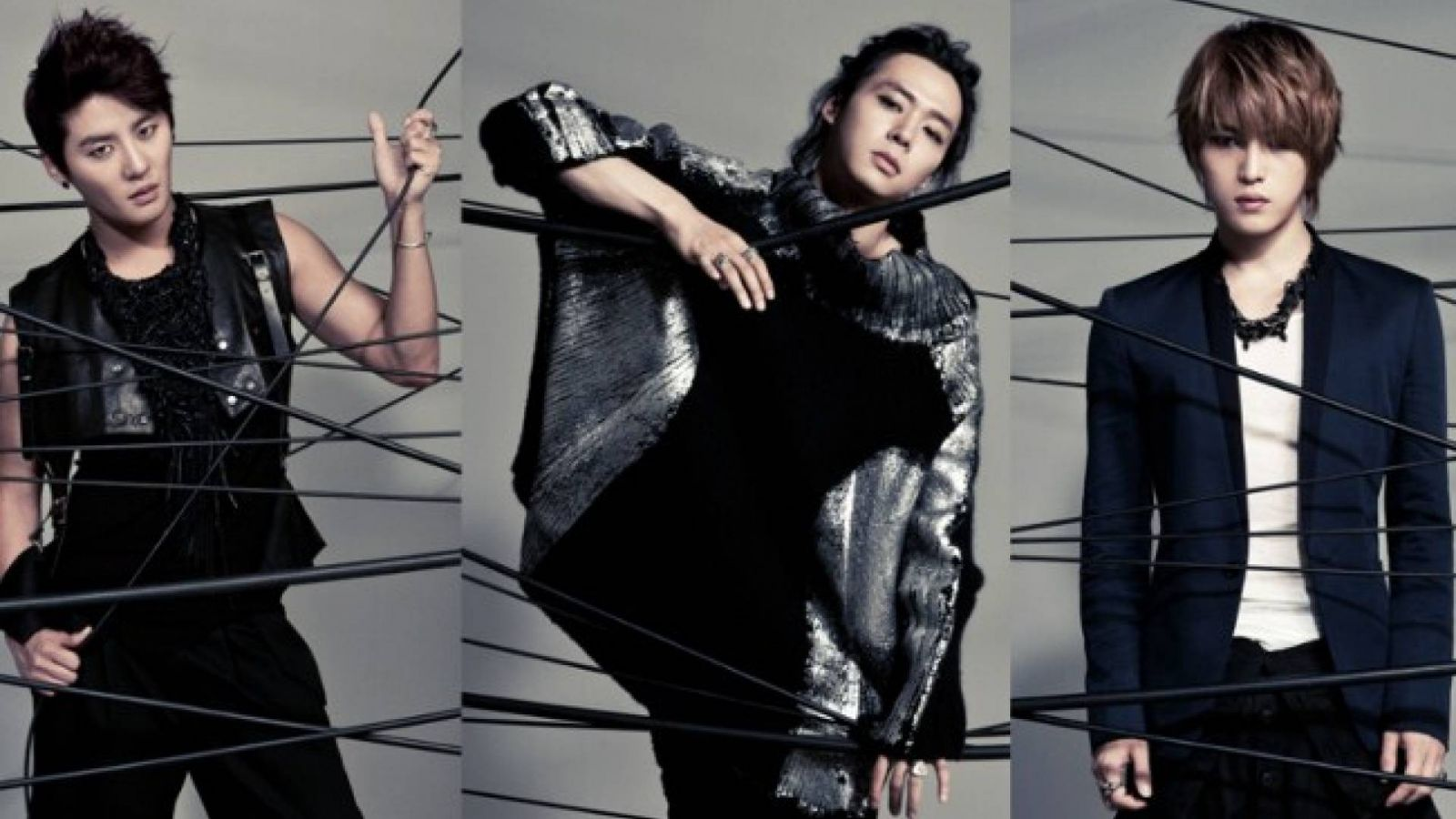Plus d'infos sur la tournée des JYJ © Tinsel-Pr