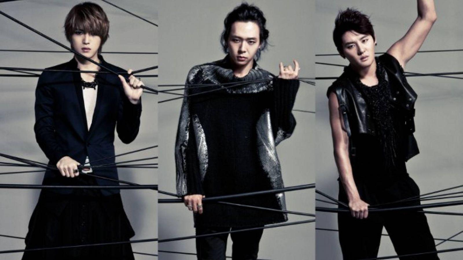 JYJ va faire un concert en Europe ! © Tinsel-Pr
