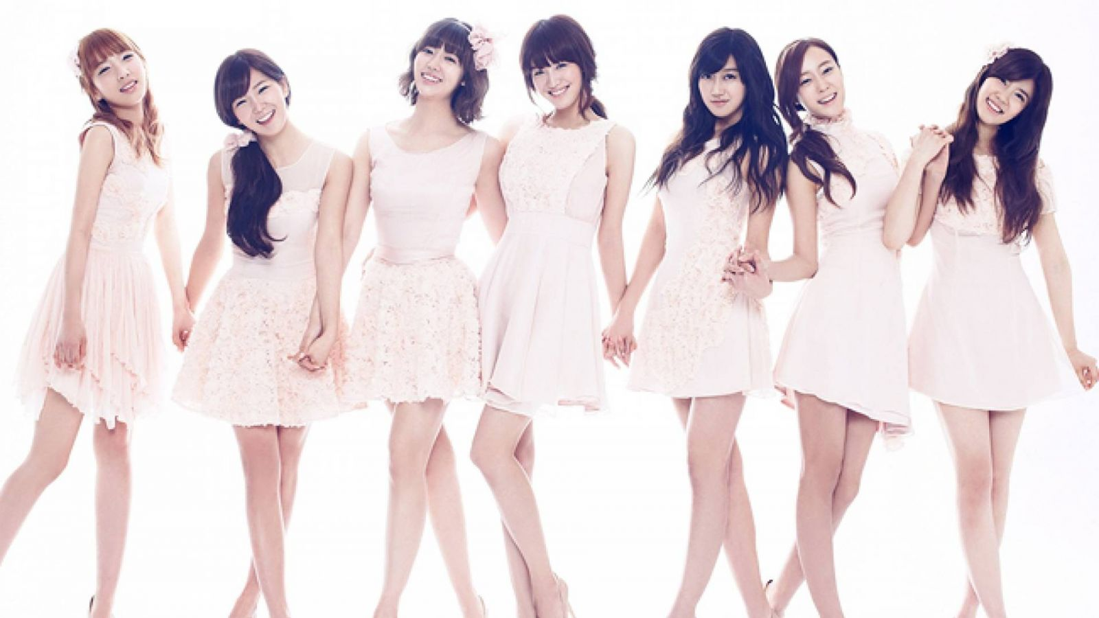 Uutisia Rainbow'lta ja 4minutelta © DSP Entertainment