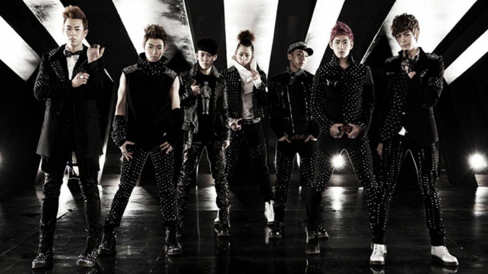 Block B:ltä uutta materiaalia © Brand New Stardom