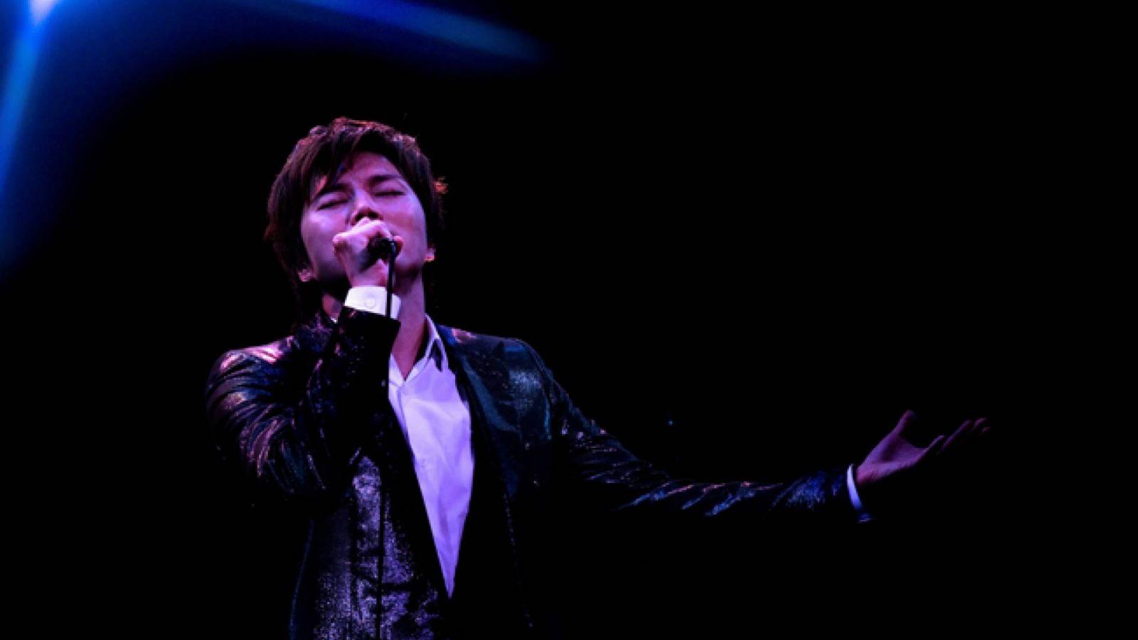 Ryulta live-DVD © Being,INC.