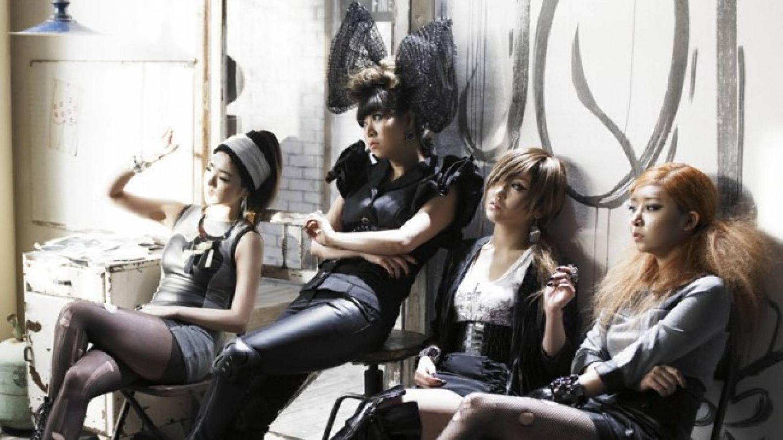 Le girlband JQT se sépare © JQT