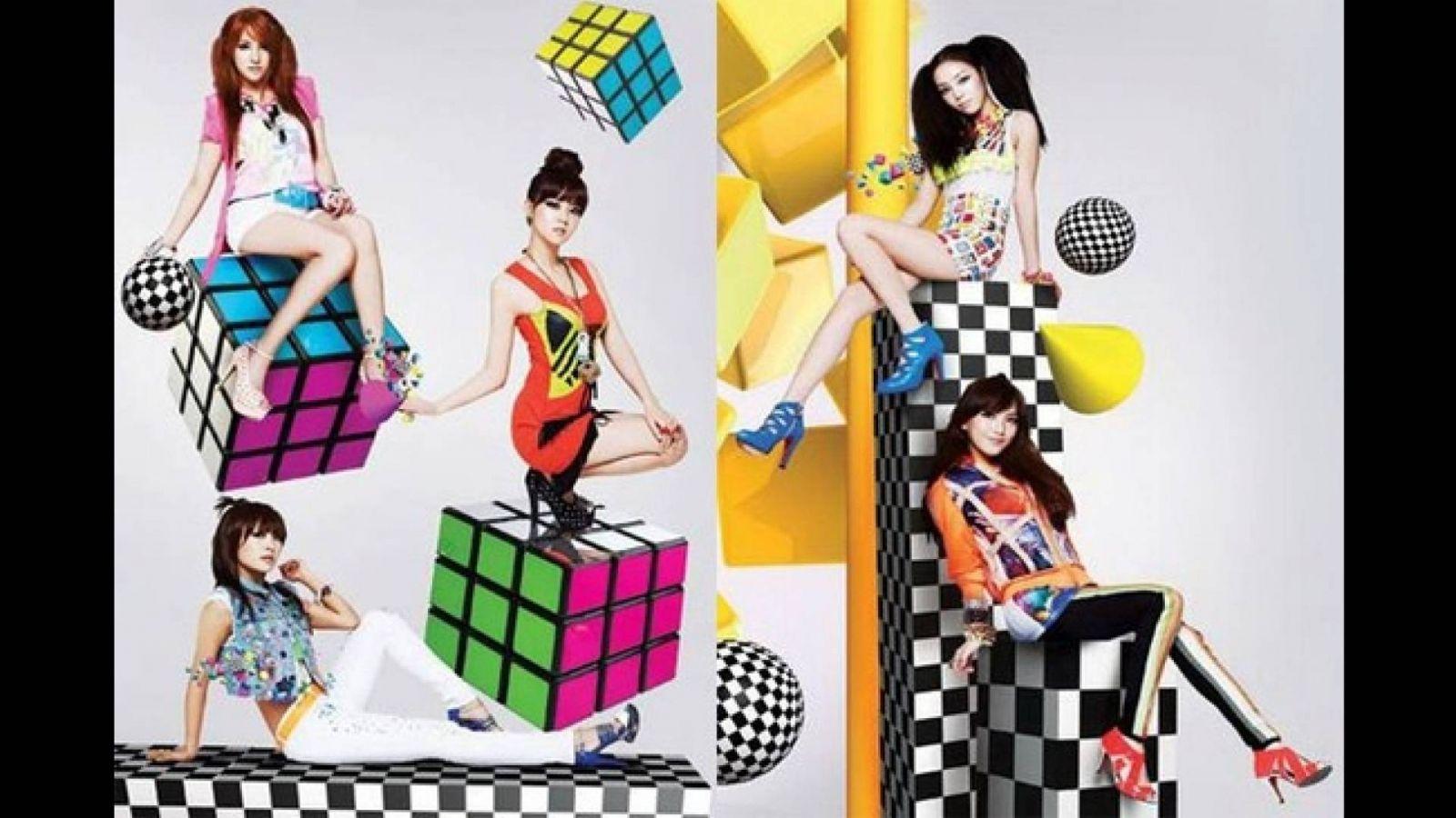 KARAn ensimmäiset konsertit Koreassa © DSP Media