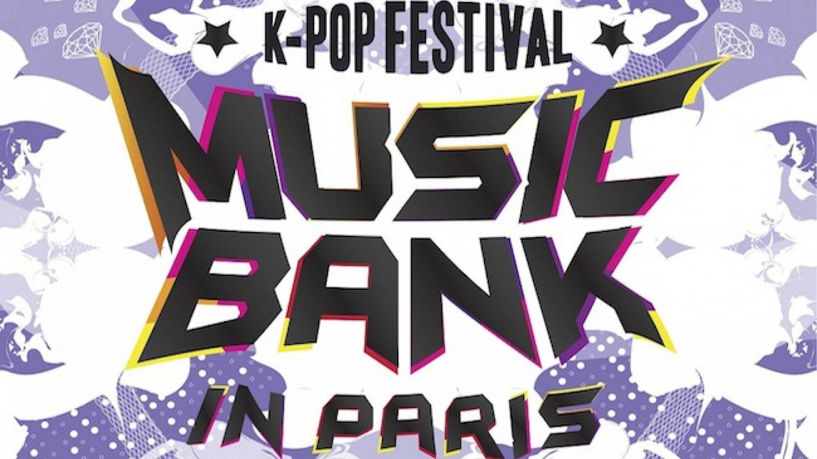 Music Bank à Paris en février © Soompi France