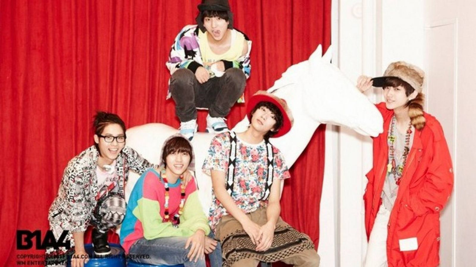 B1A4 © WM Entertainment