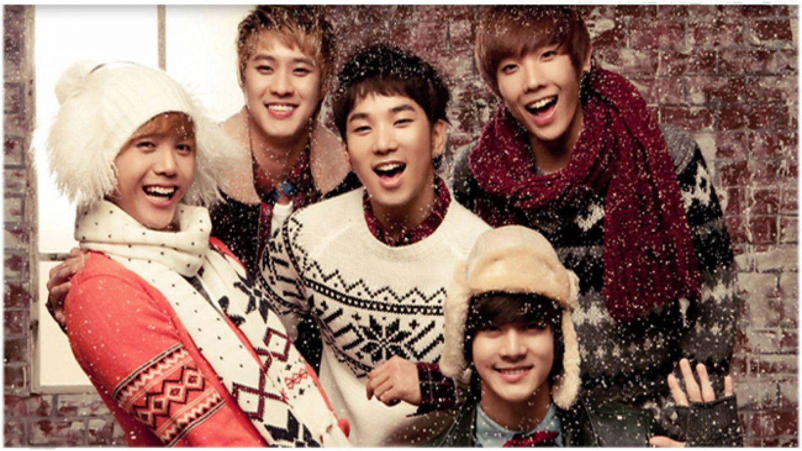 MBLAQ:n joululahja © MBLAQ