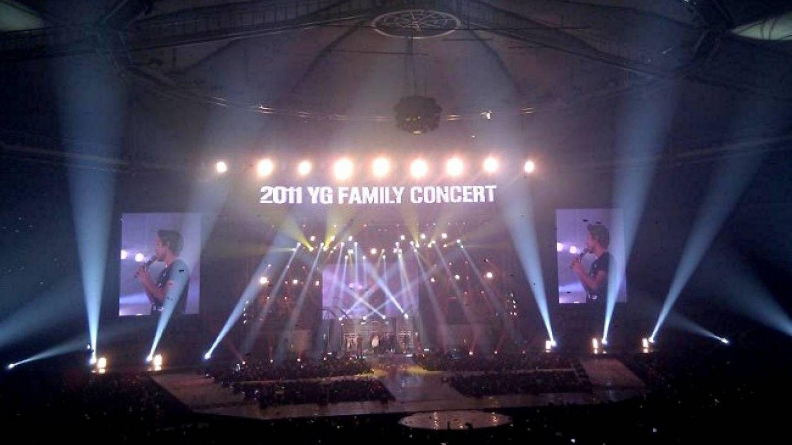 YG Family Concert 15th Anniversary © KoME