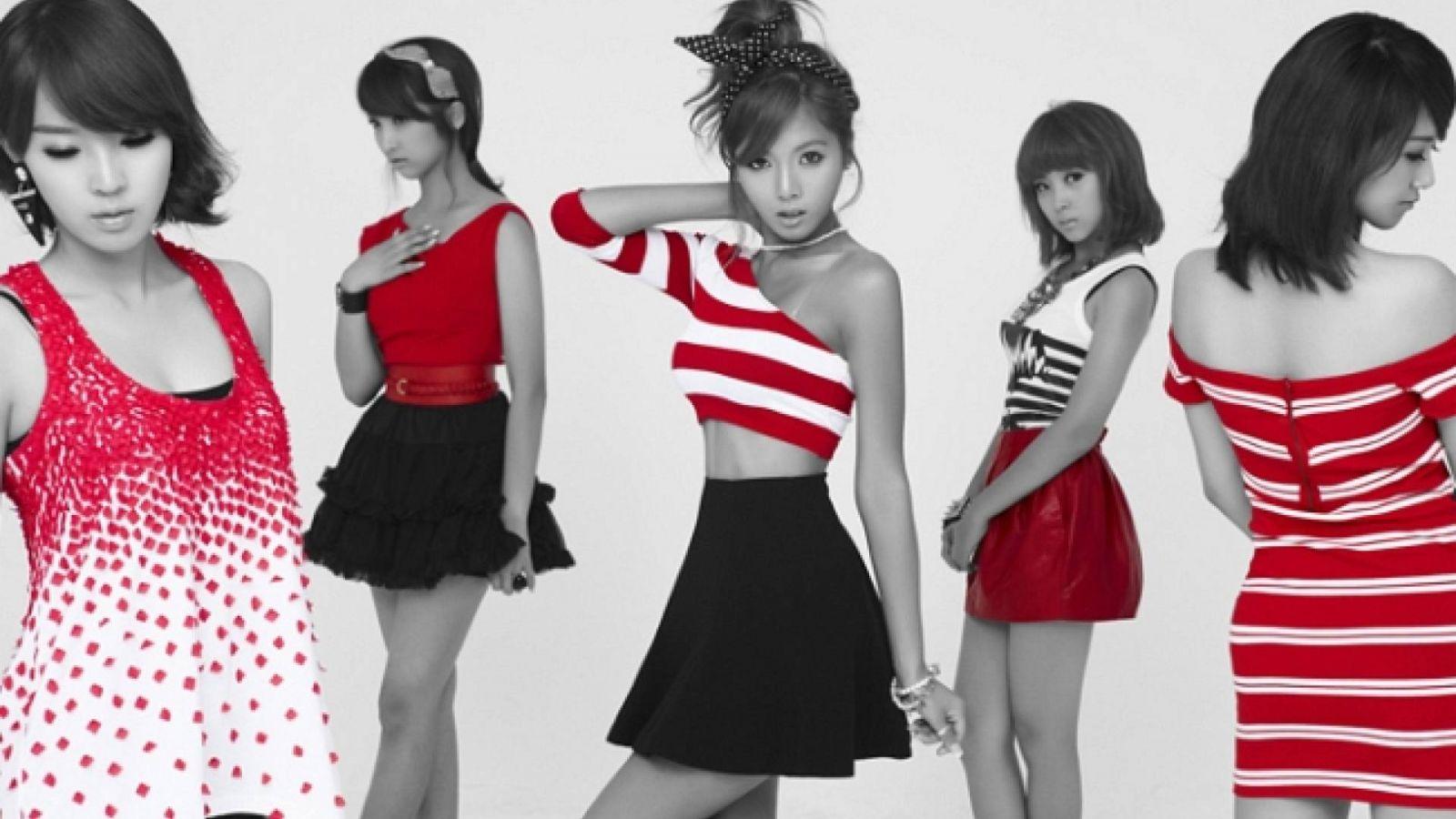 4Minute ja Lexy palaavat tänä vuonna © 4Minute