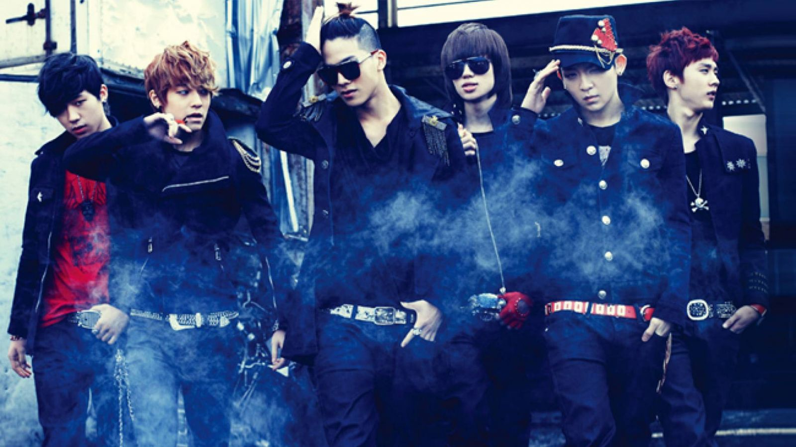 TEEN TOP palaa © Teen Top