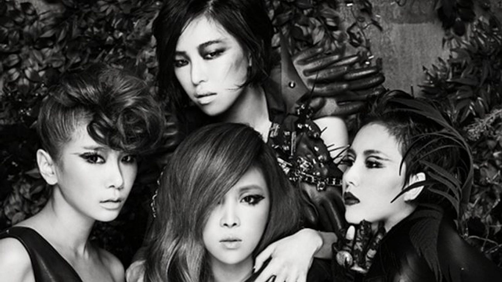 Primeiro show solo do Brown Eyed Girls © Brown Eyed Girls
