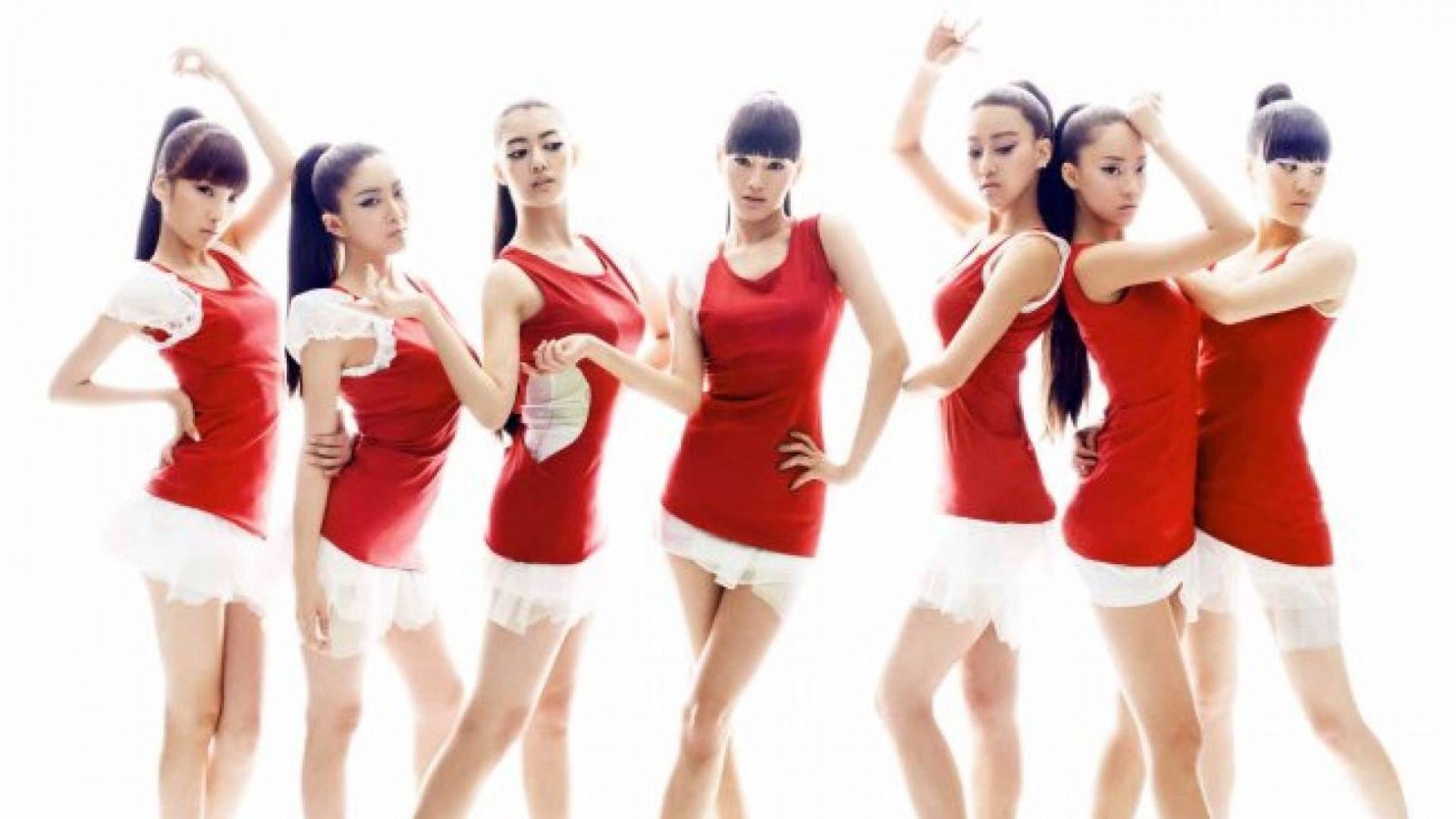 Rainbow se prepara para seu comeback coreano © DSP Entertainment
