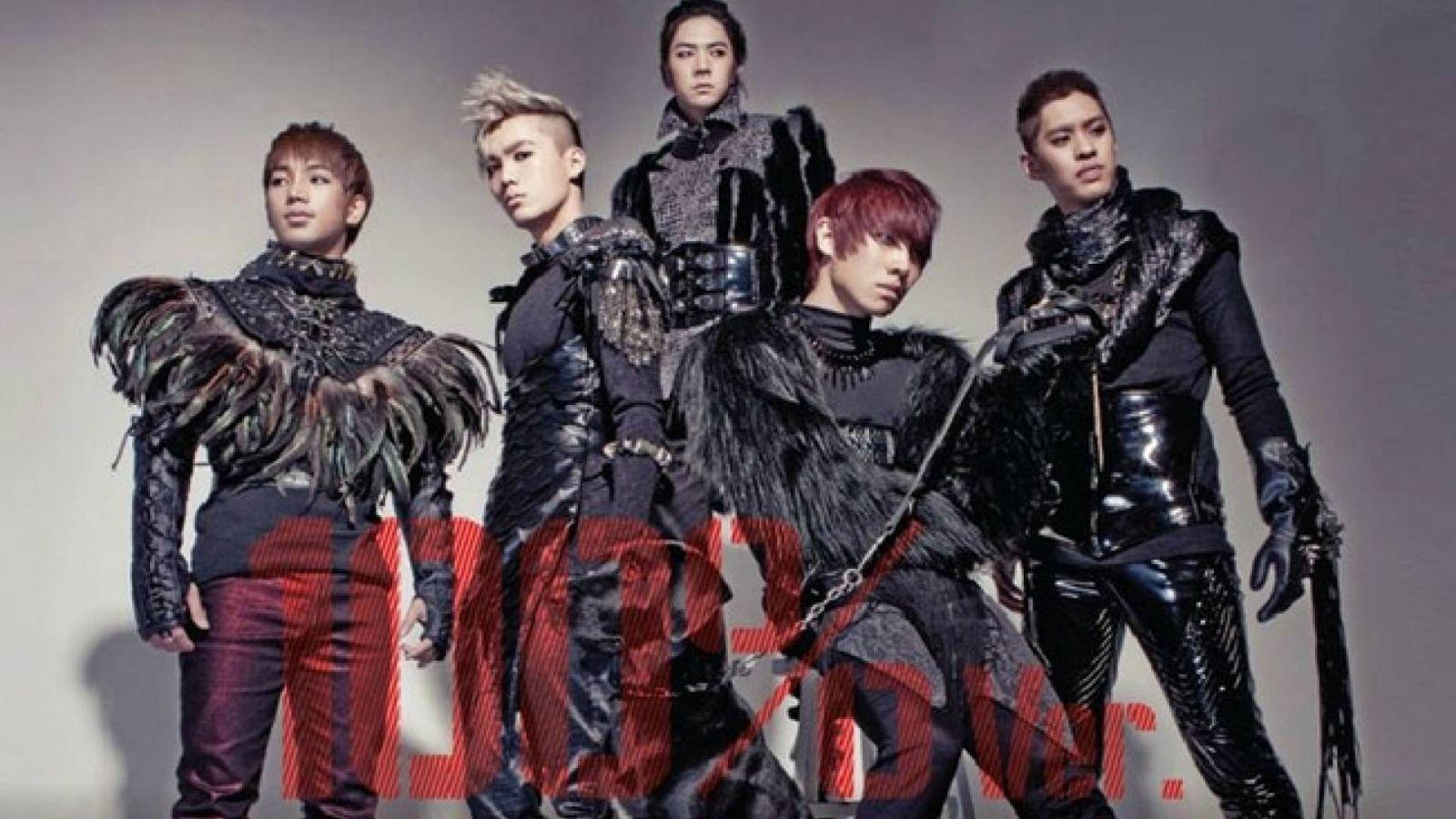MBLAQin neljäs minialbumi © MBLAQ