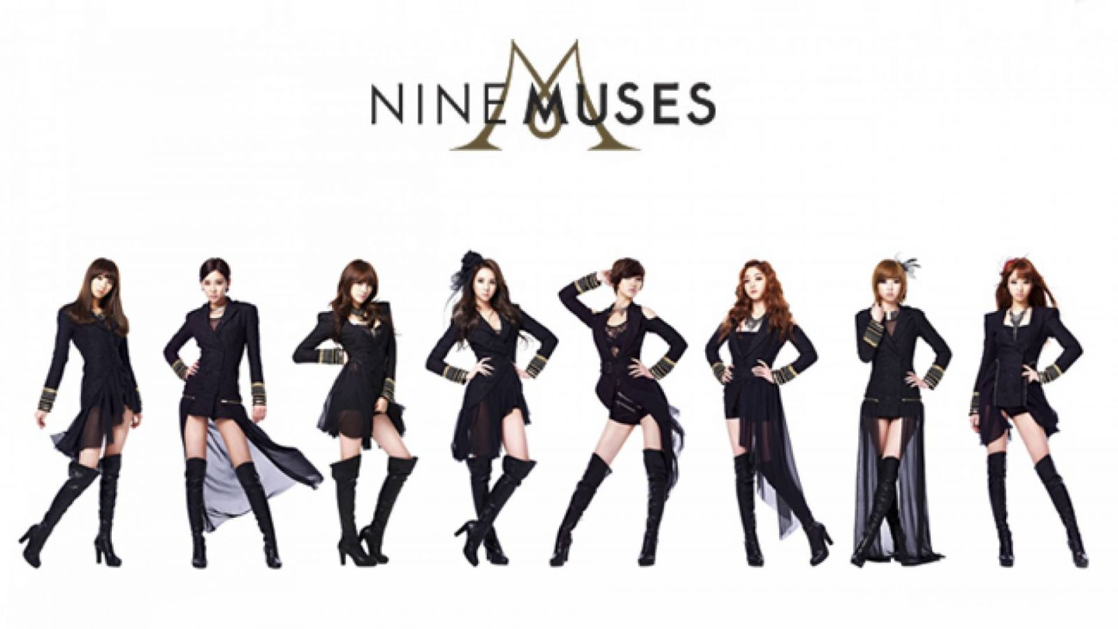 Comeback do Nine Muses © Nine Muses