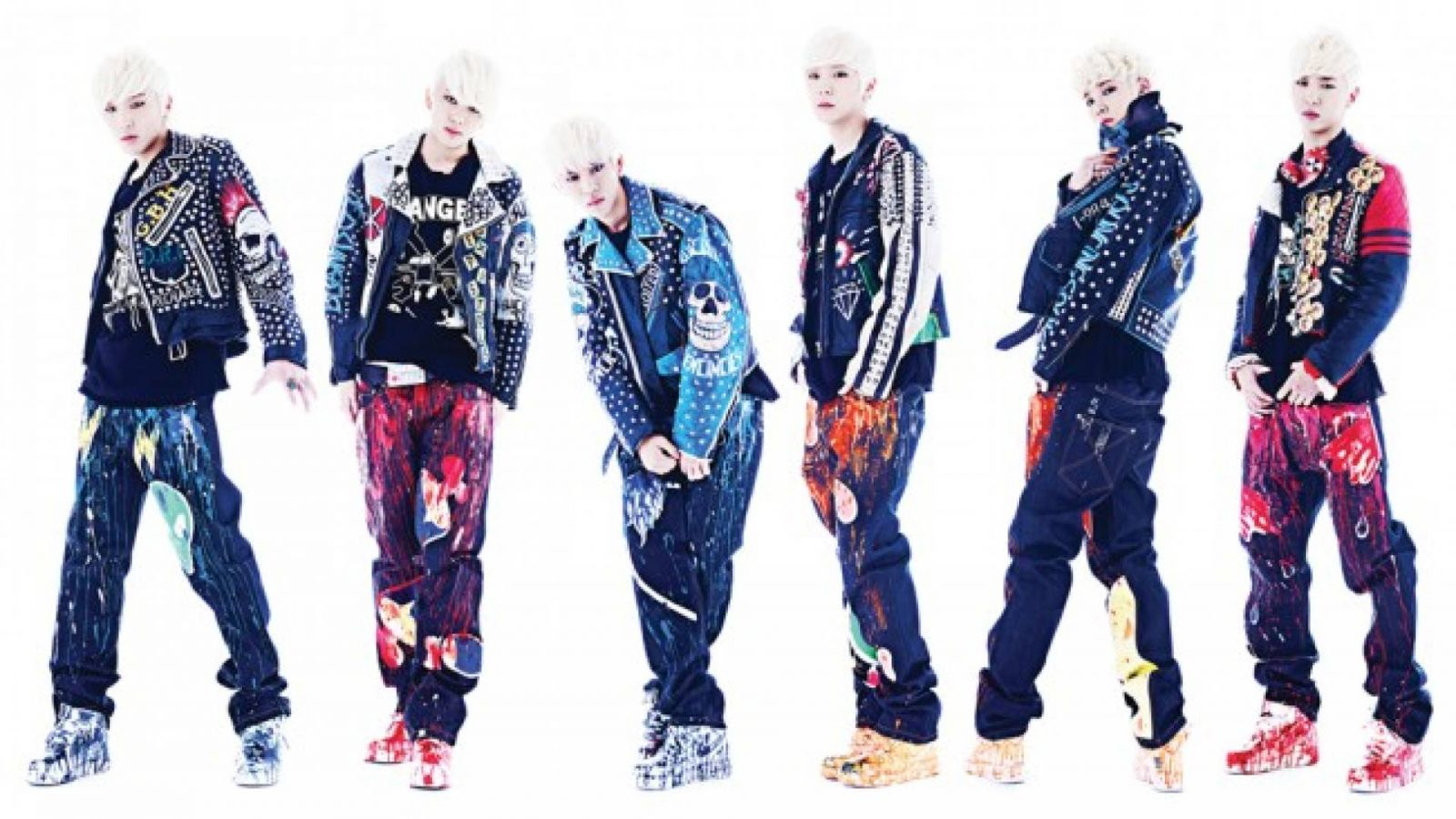 "Le premier single de B.A.P: ""Warrior"" !"