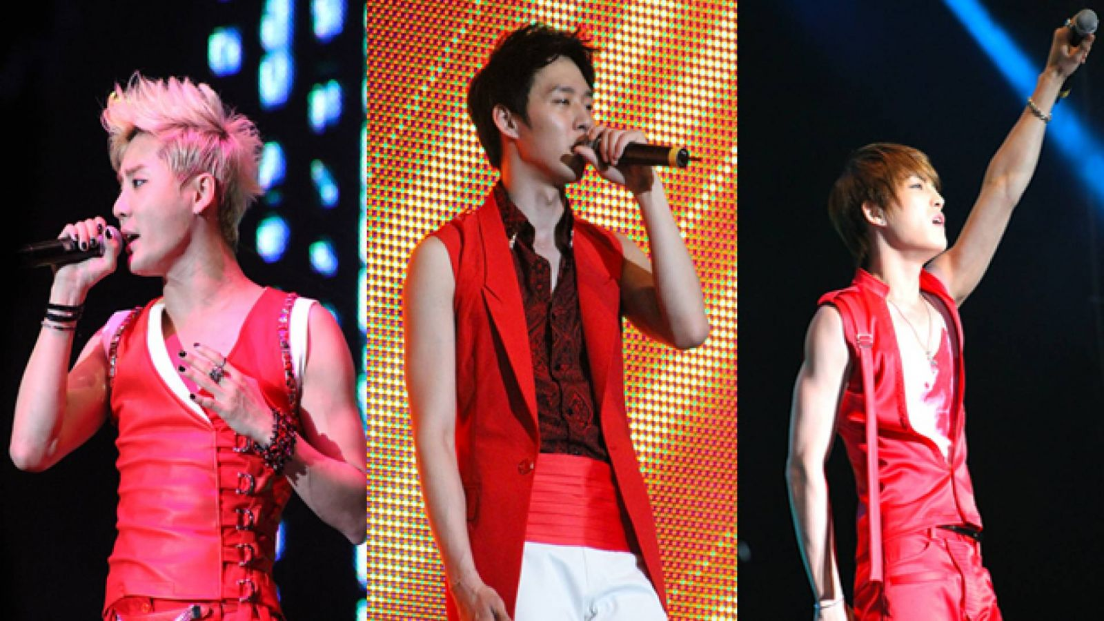 JYJ World Tour 2012 em Lima, Peru © C-JeS Entertainment - Sandra Manrique