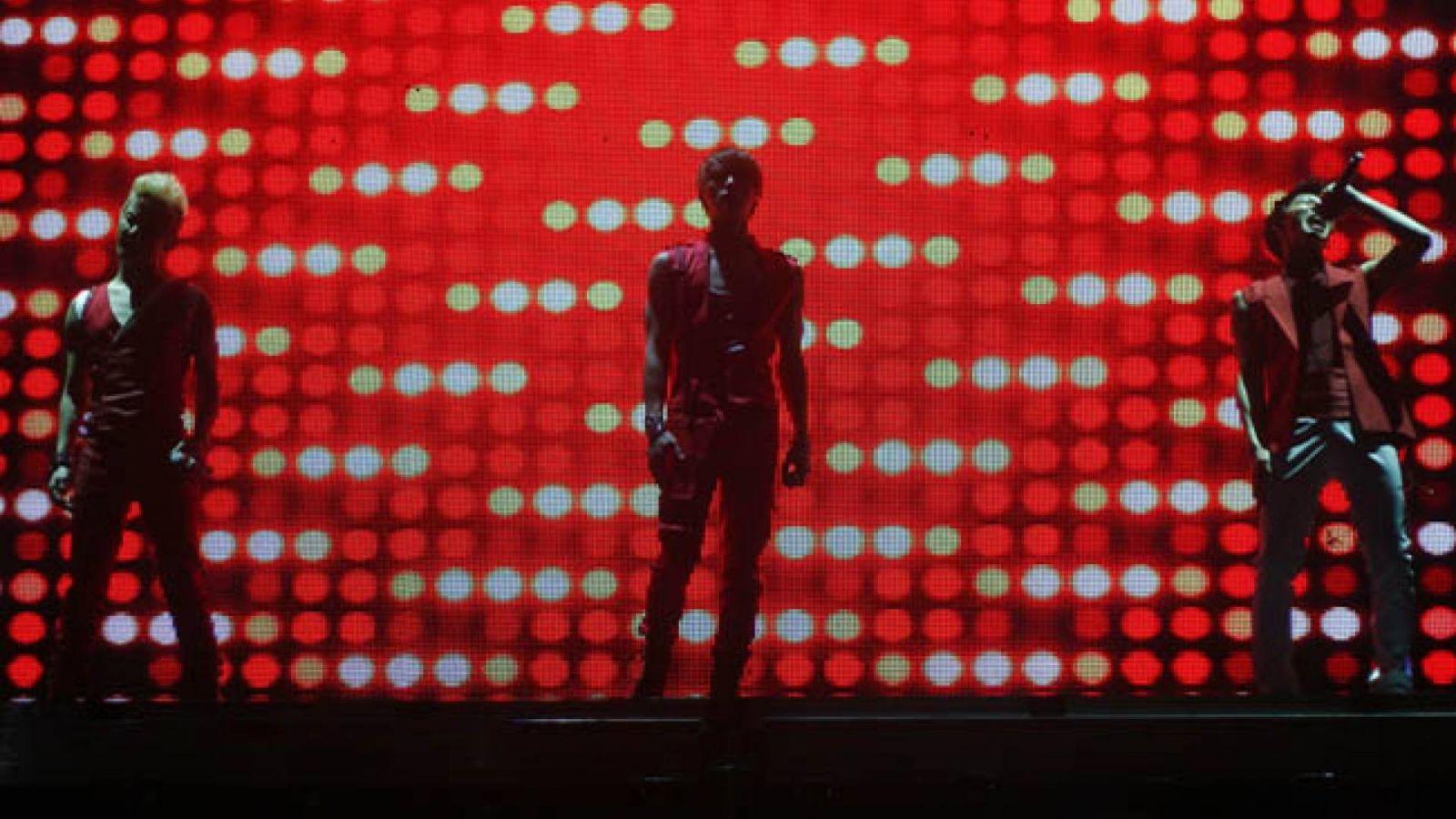 Dreamed Concert do JYJ em Santiago, Chile © NoiX producciones, Diego Martin & Hyojung Kim