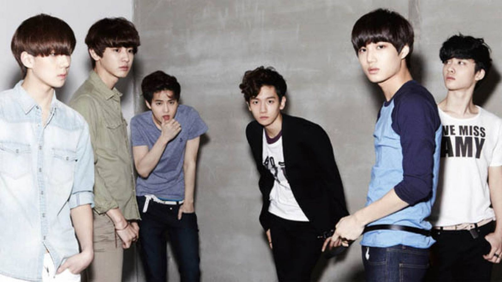 EXO-K - MAMA © SM Entertainment