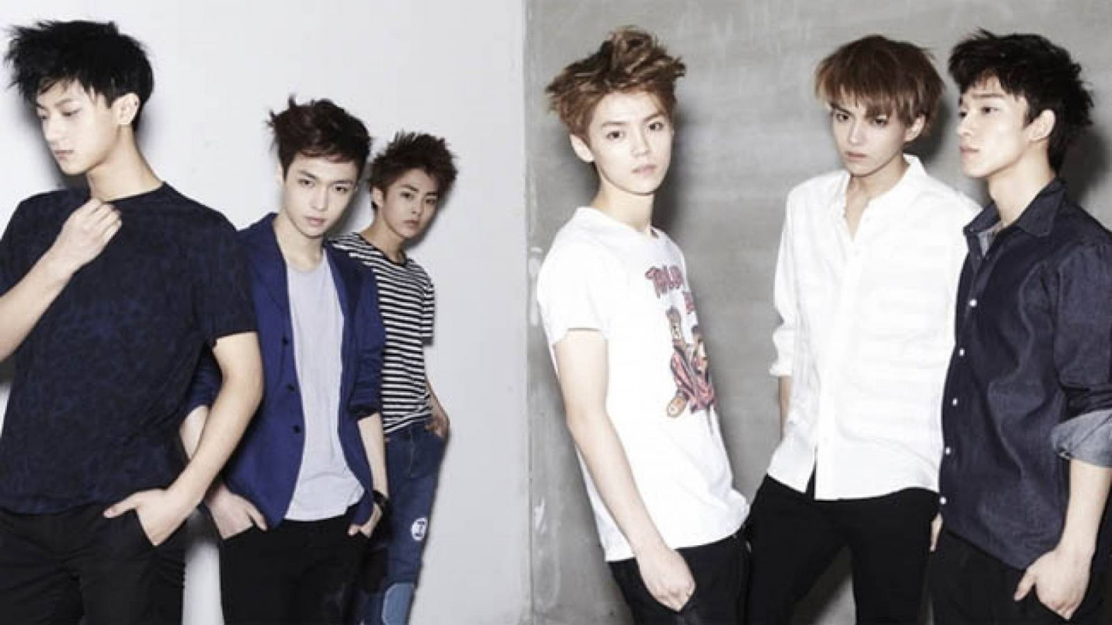 EXO-M © SM Entertainment