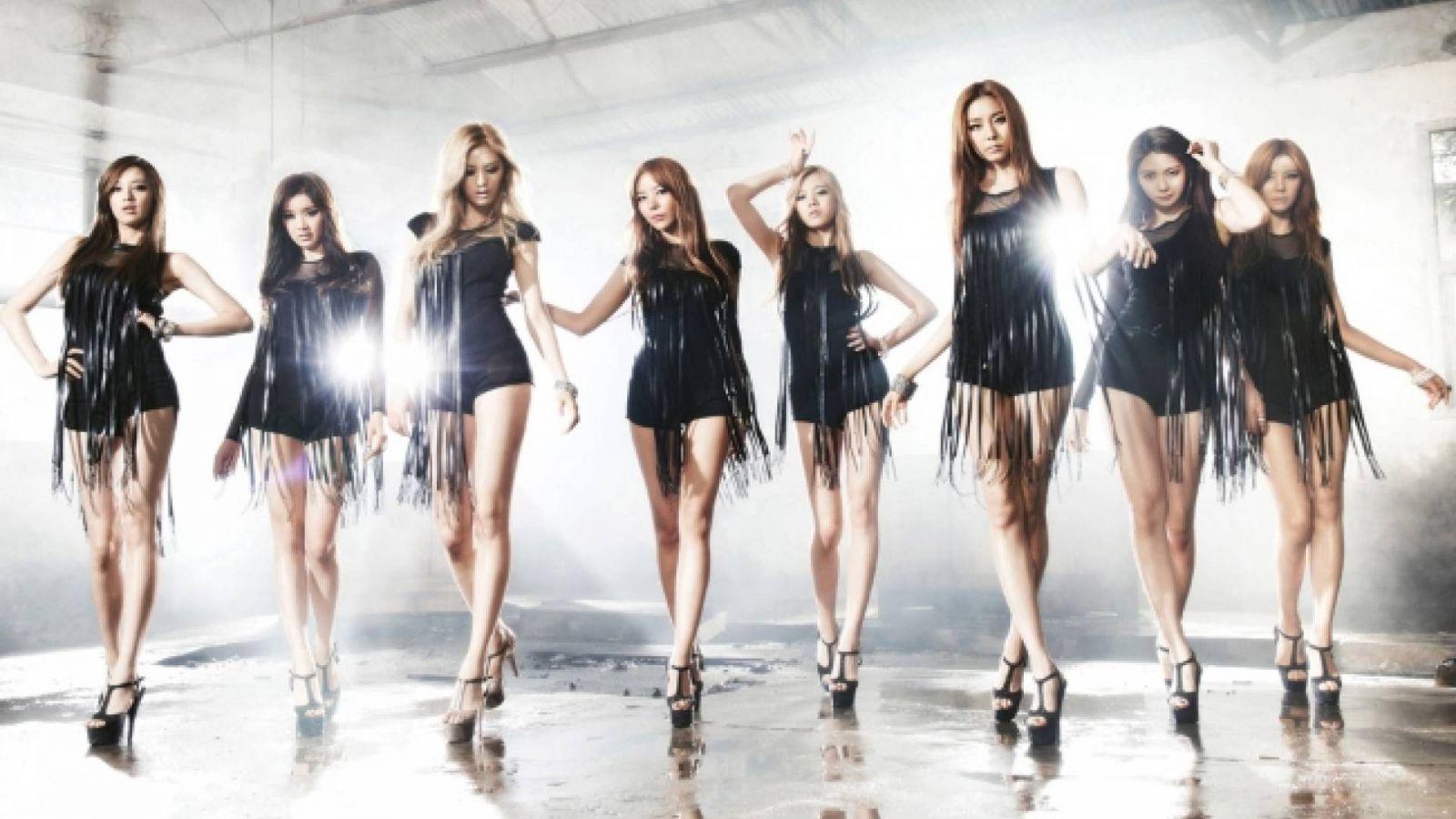 After School's Comeback © Pledis Entertainment