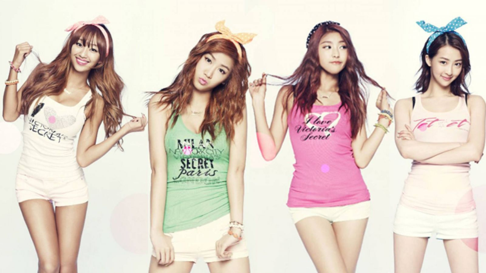SISTAR e seu comeback © Starship Entertainment