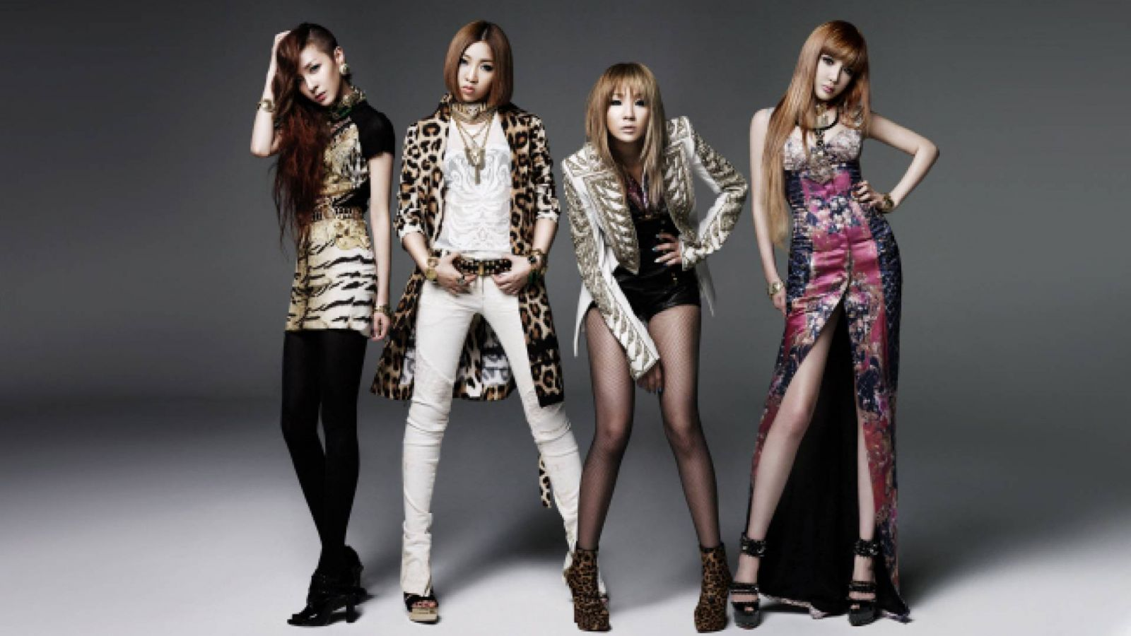 O retorno do 2NE1 © YG Entertainment