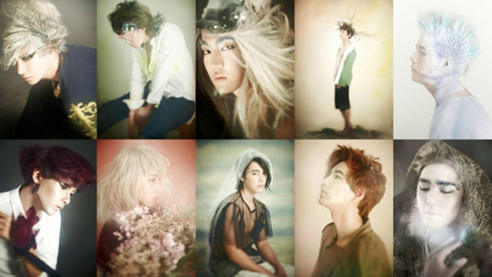 Super Juniorin uusi japanilainen single © SM Entertainment