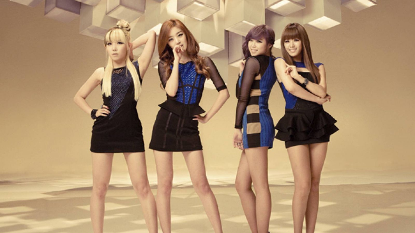Poison é o novo mini-álbum do Secret © TS Entertainment