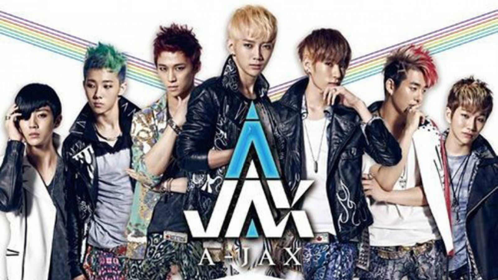 A-JAX Second Japanese Single © DSP Media