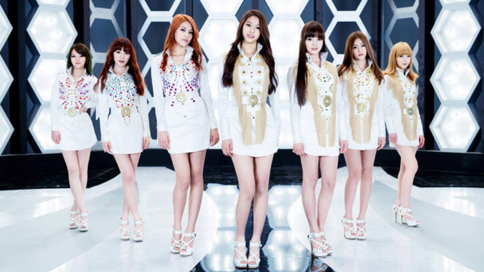 AOA julkaisee kolmannen singlen Japanissa © FNC