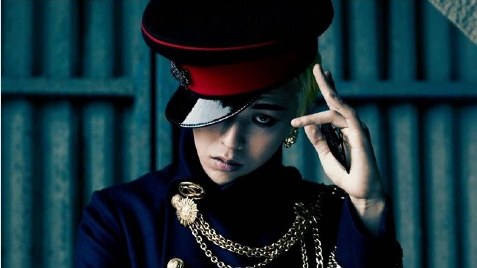 Lançamento solo de G-Dragon © YG Entertainment