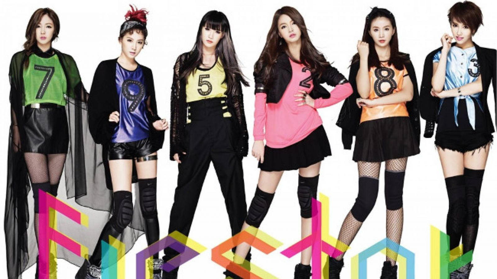 Un second single pour FIESTAR © Loen Entertainment