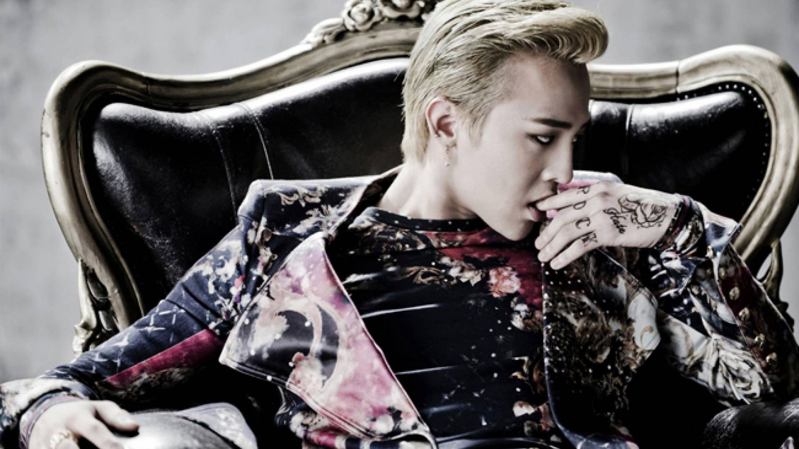 G-Dragon anuncia novo single © YG Entertainment