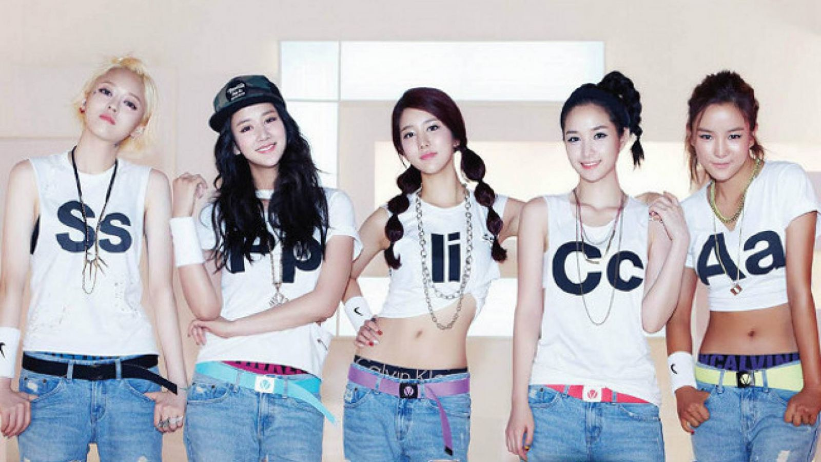 SPICA's New Single © B2M Entertainment