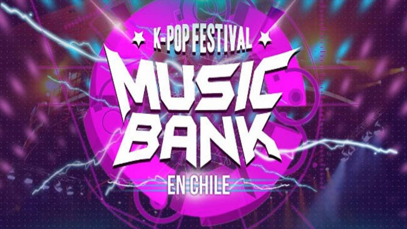Music Bank no Chile © Music Bank