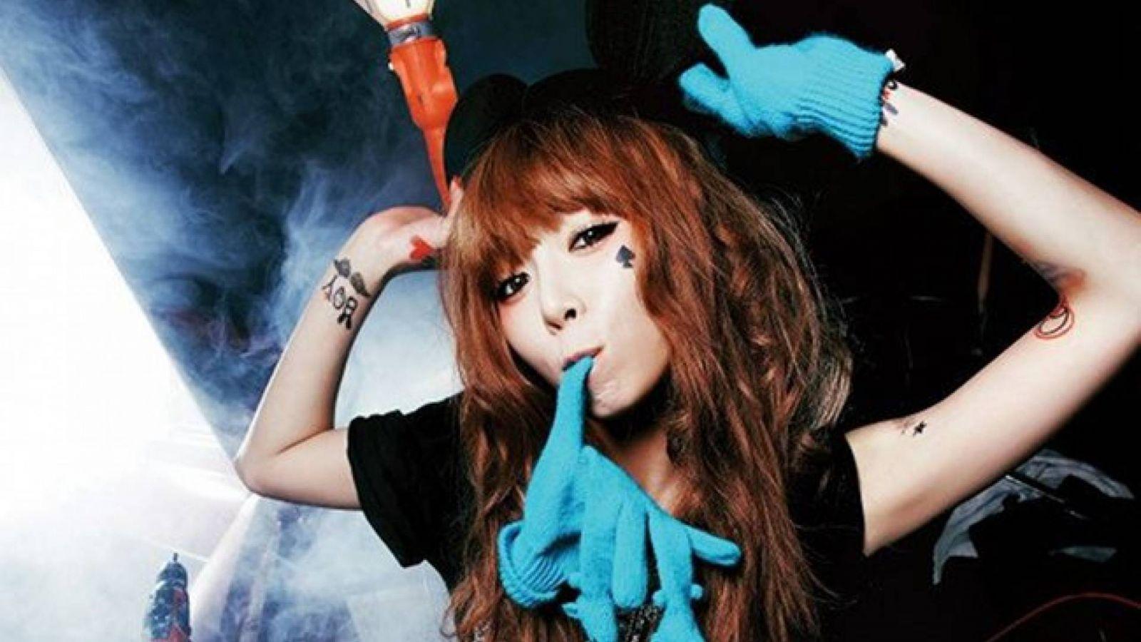 HyunA julkaisee uutta materiaalia © Cube United