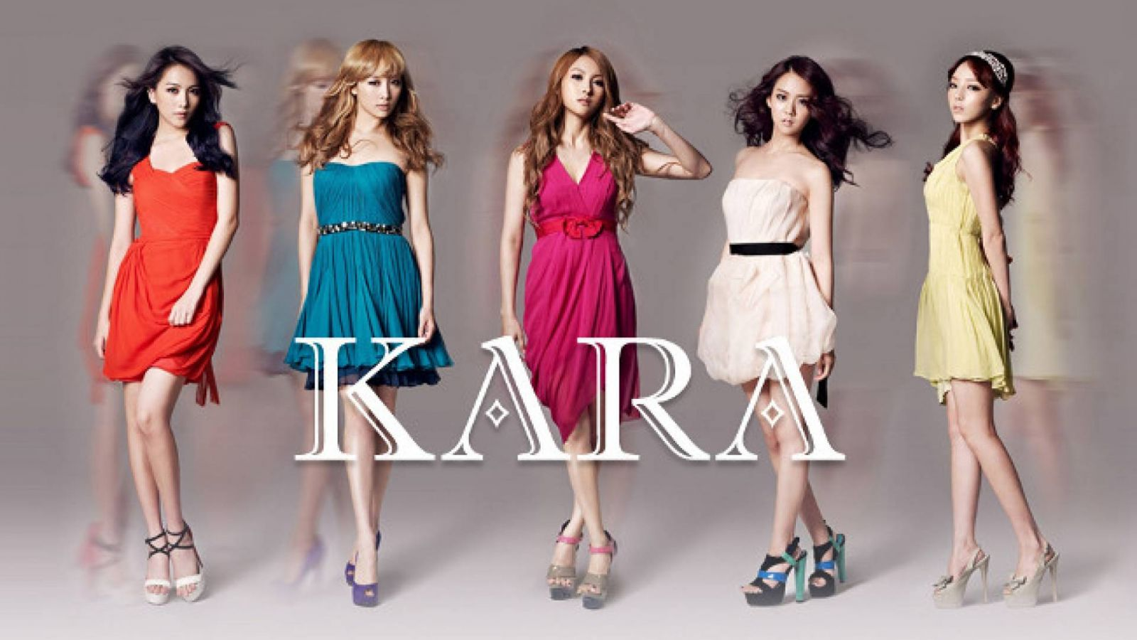 KARA'S New Japanese Single © DSP Media