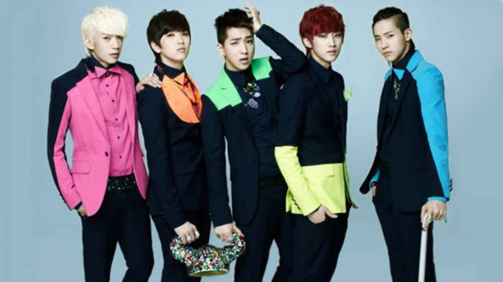B1A4 Ready For Comeback © WM Entertainment