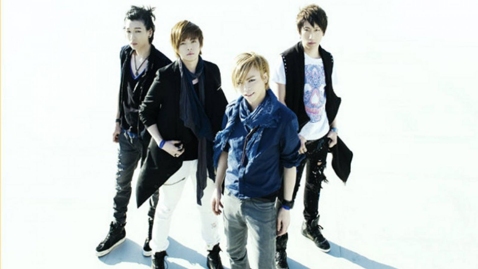 Rock-yhtye Guyz julkaisee uuden singlen © PRIMROSE Entertainment