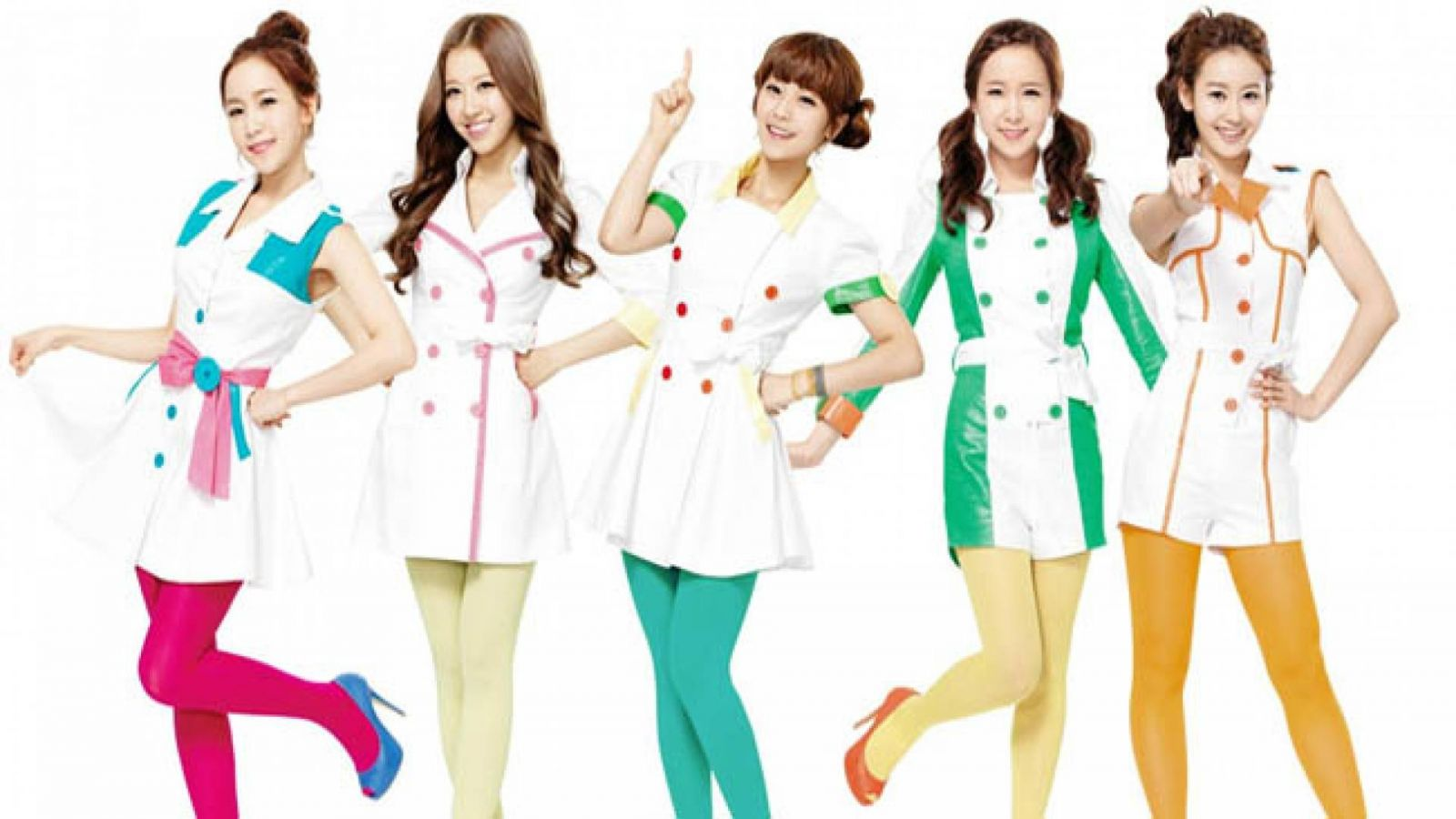 Crayon Pop © Chrome Entertainment
