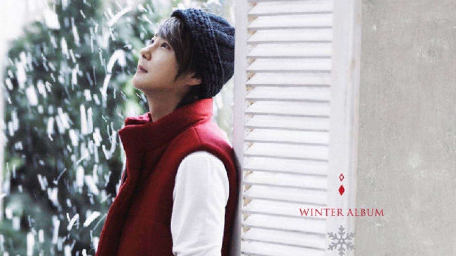 Shin Hyesung's Winter Album © Shin Hyesung